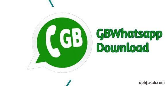 Gb Whatsapp Apk Download Gbwa 2020 Latest Version V9 10 Apkfasak