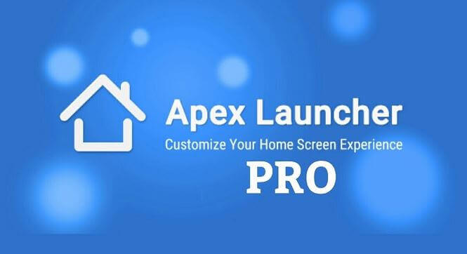 Apex Launcher APK Download Latest Version